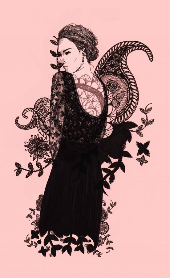 lea gr tzinger illustration. Black Bedroom Furniture Sets. Home Design Ideas
